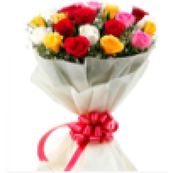 Buquê de Flores Carinho das Rosas